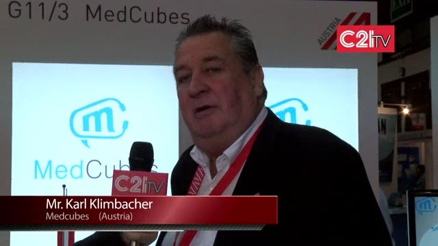 MedCubes Providing the World's Sole Web-based Healthcare System with its own Online Social Community