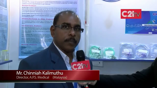 A.P.S. Medical's Strong Focus on Promoting Malaysian Medical Disposable Items