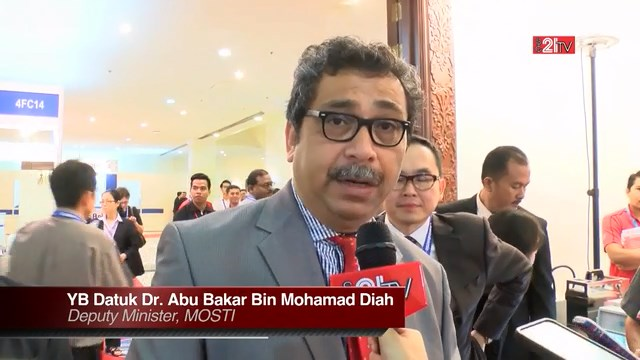 Deputy Minister of MOSTI Reassures on The Government's Effort in Cloud Seeding to Combat Haze in Malaysia
